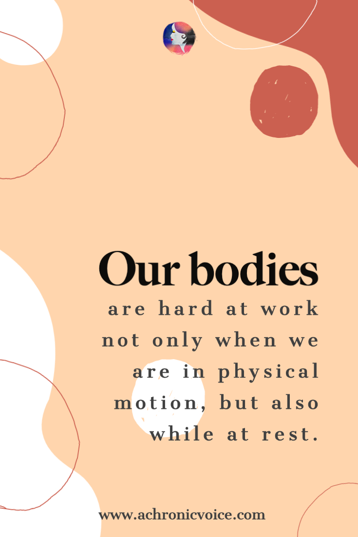 Our Bodies are Hard at Work When We Sleep, Too