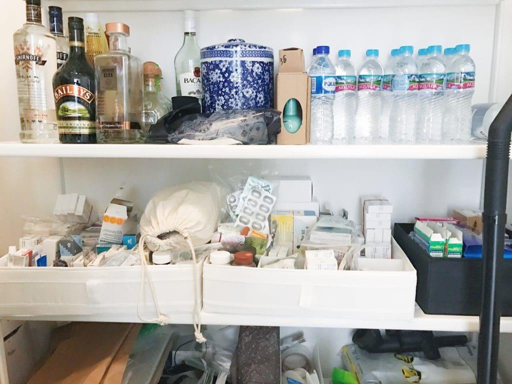 A Chronic Voice: Mini Pharmacy at Home