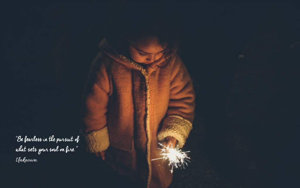 Download Wallpapers for Free on A Chronic Voice: What Sets Your Soul on Fire? | Child Sparkles Version