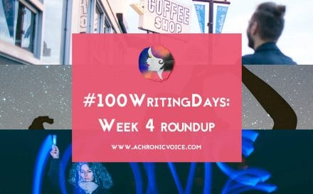 #100WritingDays Roundup 4: Secret Tips on Attracting Awesomeness