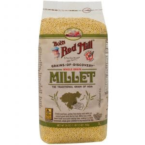 Bob's Red Mill: Whole Grain Millet, 28 oz (793 g)