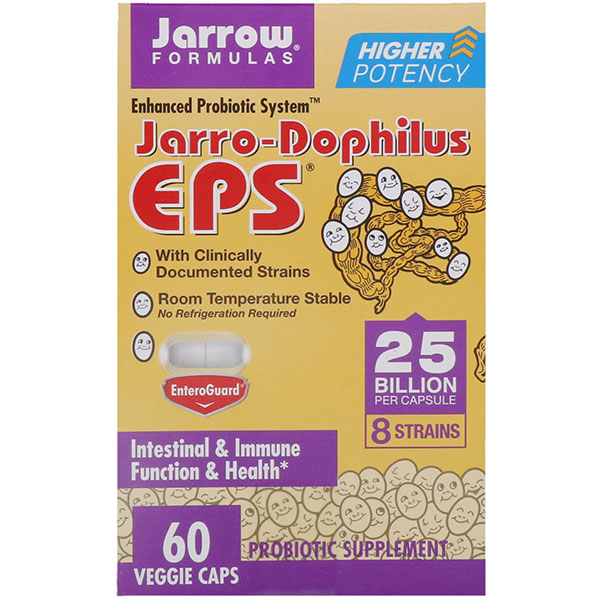 Jarrow Formulas, Jarro-Dophilus EPS, 25 Billion