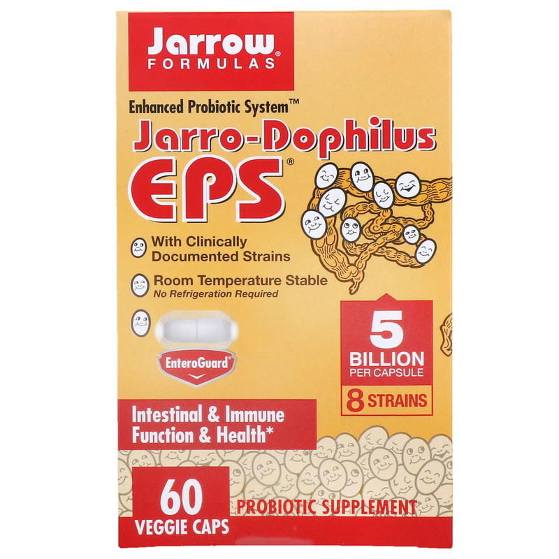 Jarrow Formulas, Jarro-Dophilus EPS, 5 Billion