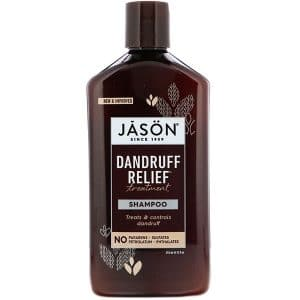 Jason Natural, Dandruff Relief Treatment Shampoo, 12 fl oz (355 ml)