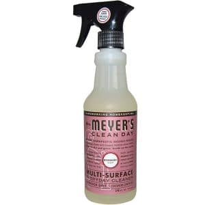 Mrs. Meyers Clean Day, Multi-Surface Everyday Cleaner, Rosemary Scent, 16 fl oz (473 ml)