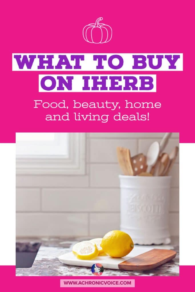 What to Buy on iHerb