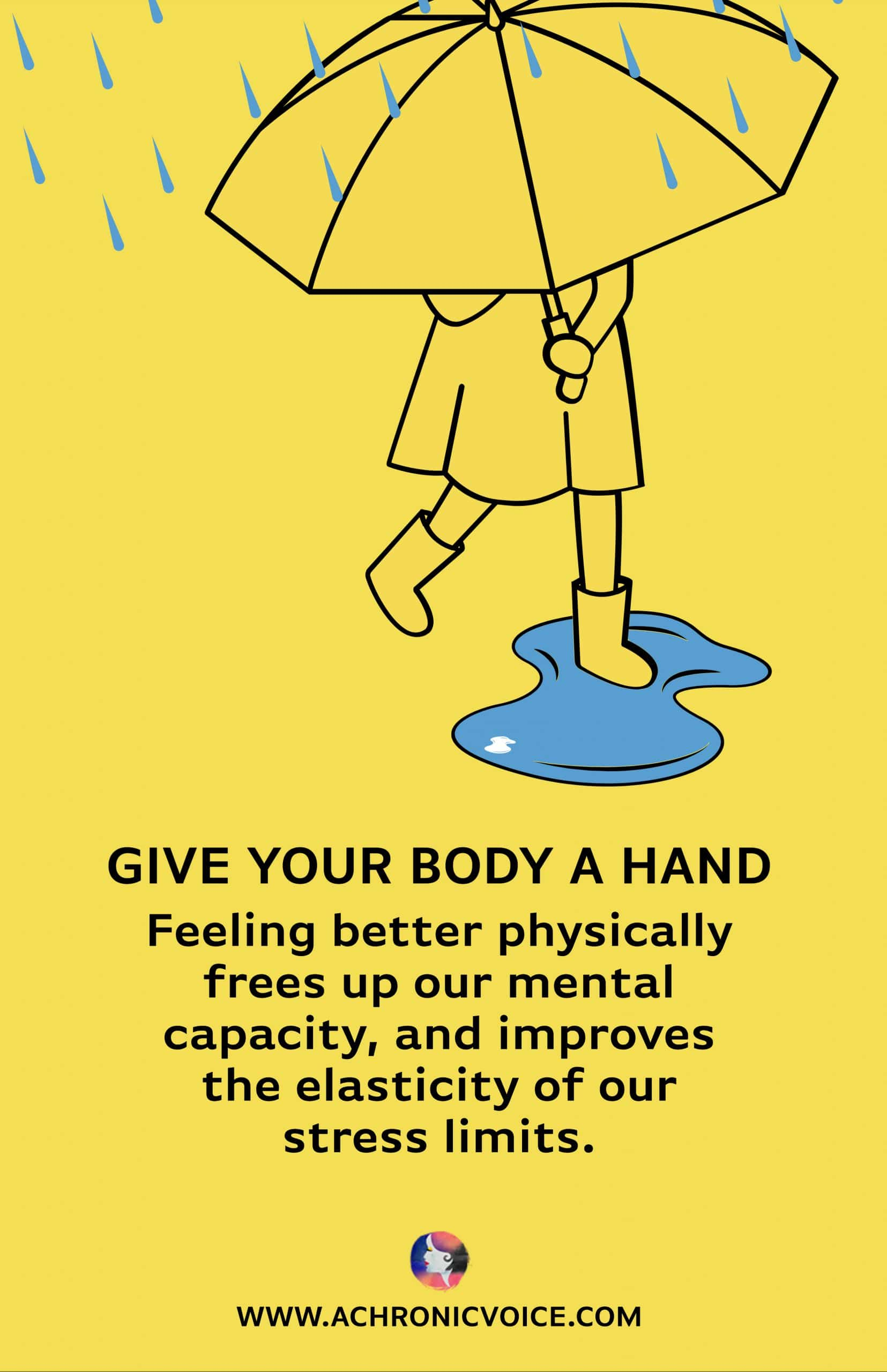 Give Your Body a Hand