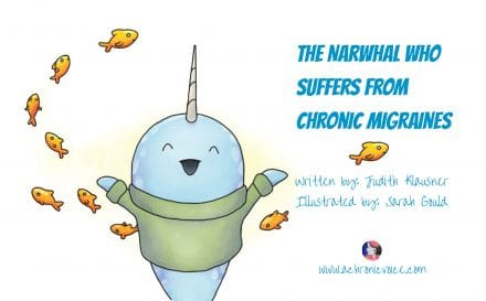 Book Review: The Narwhal Who Suffers from Chronic Migraines | www.achronicvoice.com