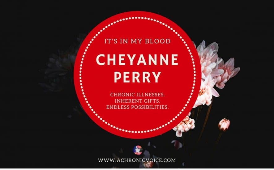 """""""It's in My Blood"""" Feature #2: Cheyanne Perry of """"Hospital Princess"""" 