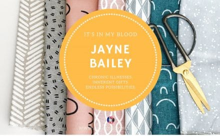 """It's in My Blood"" Series Feature #6: Jayne Bailey 