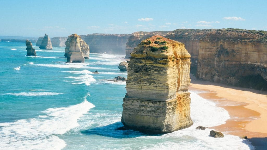 "The 12 Apostles, Australia   ""It's in My Blood"" Series #1: Sarah Poitras   www.achronicvoice.com"