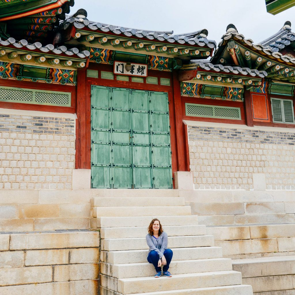 "Seoul, South Korea | ""It's in My Blood"" Series #1: Sarah Poitras 