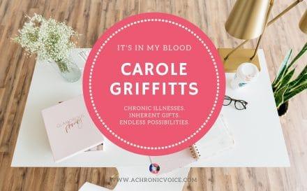 blog grandmother passions illness