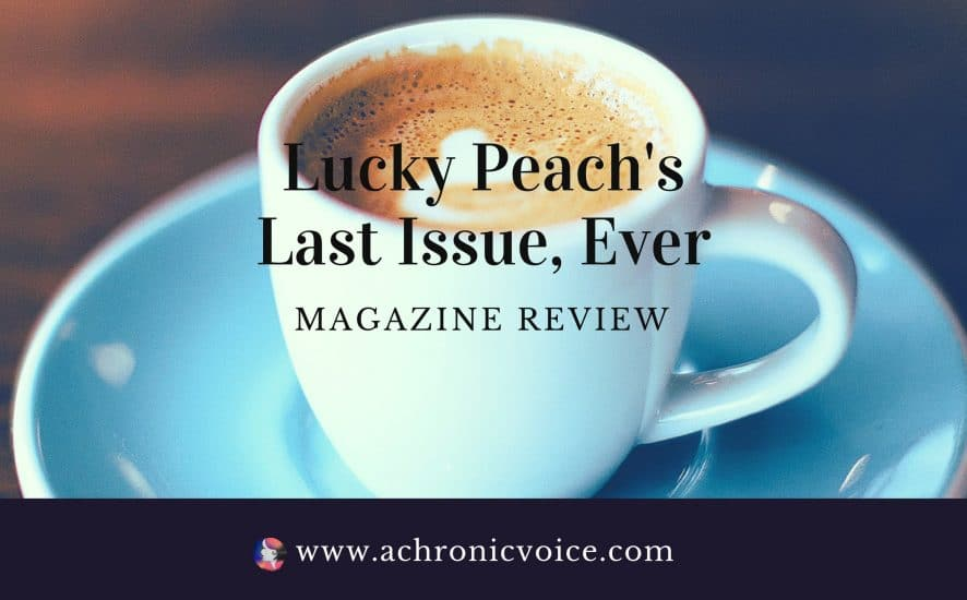 Magazine Review: Lucky Peach's Last Issue Ever. Click to read or pin to save for later. | www.achronicvoice.com