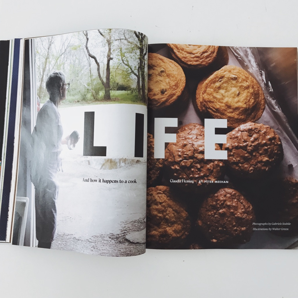 Life interview. Lucky Peach's last issue ever magazine review. | www.achronicvoice.com