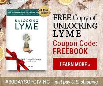 Free Unlocking Lyme, 30 Days of Giving