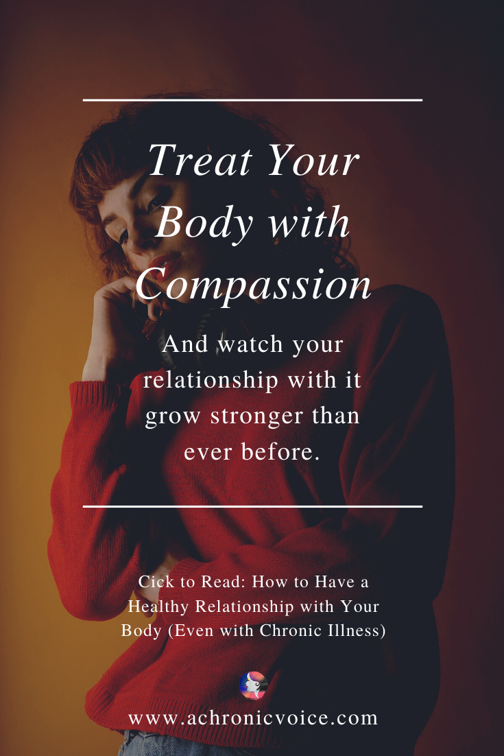 Treat Your Body with Compassion