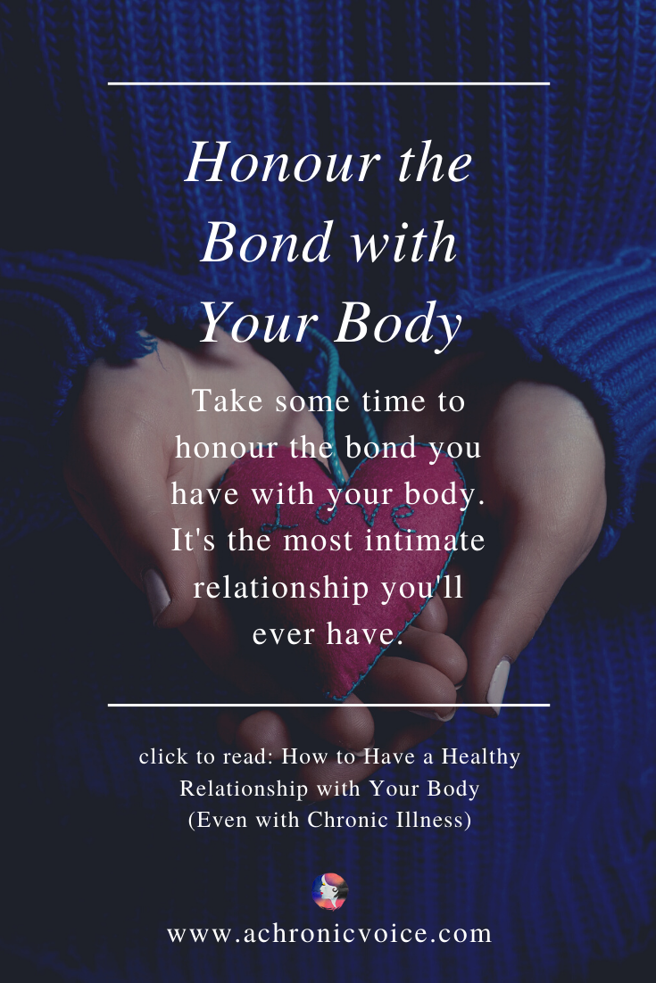 Honour the Bond with Your Body