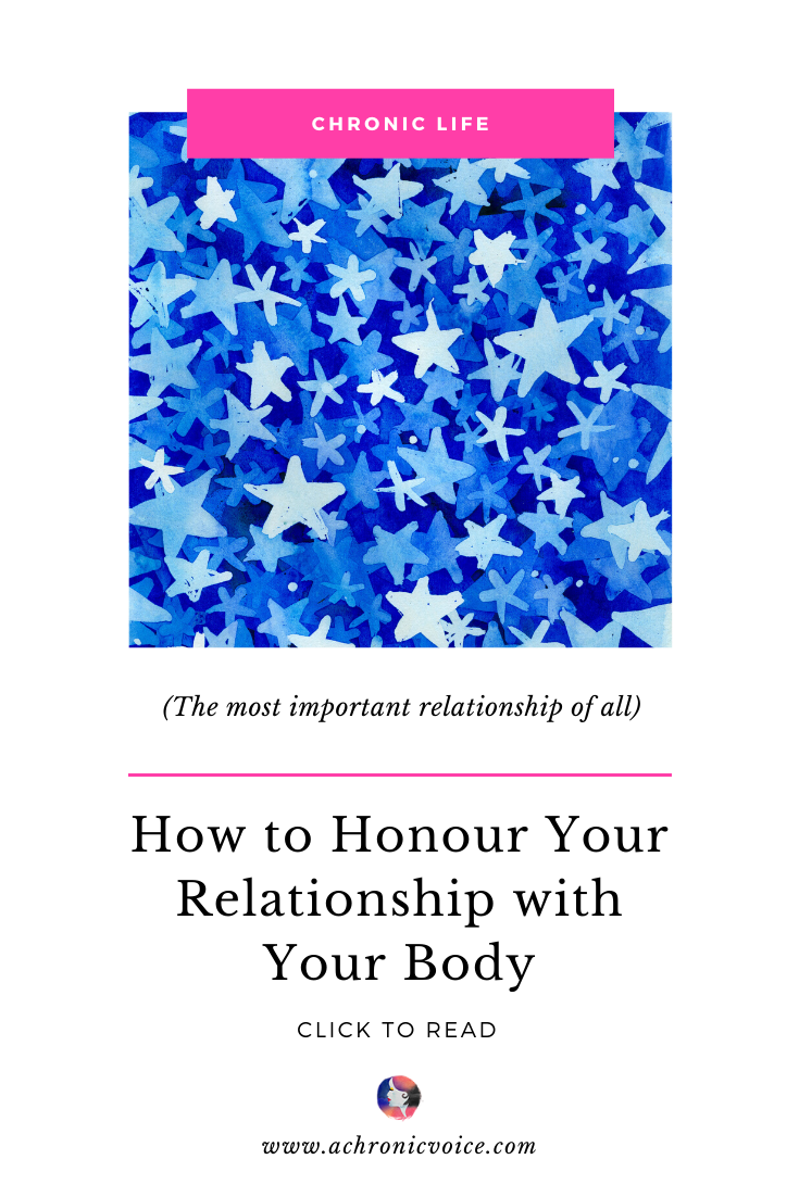 How to Have a Healthy Relationship with Your Body (Even with Chronic Illness)
