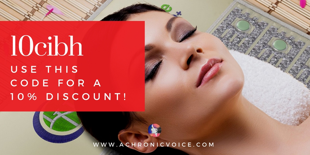 HealthyLine Discount Code | www.achronicvoice.com | #achronicvoice #healthyline #discountcode #painrelief #painmanagement #chronicpain #chronicillness #heattherapy #lighttherapy
