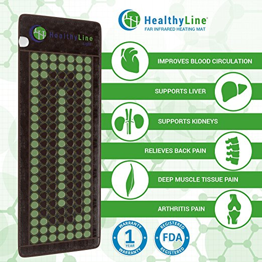 HealthyLine Mats Pain Relief Benefits.