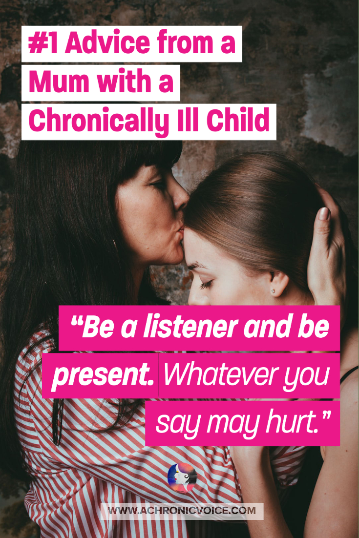 What It's Like to be a Mother of a Chronically Ill Child