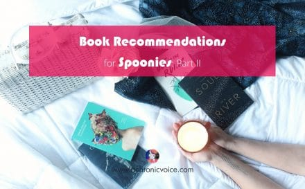 Book Recommendations for Spoonies: Part 2 | www.achronicvoice.com