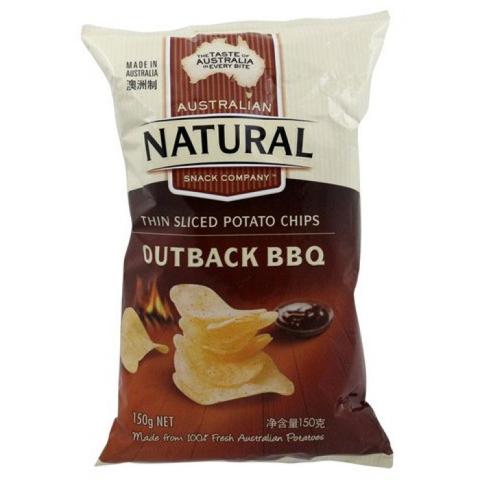 Outback BBQ Potato Chips | achronicvoice.com | #achronicvoice #thingsiloved #potatochips #comfortfood