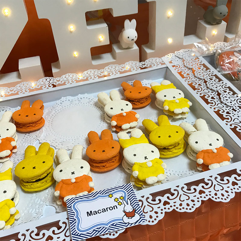 10 Things I Liked in August: Zelene's Miffy Birthday Decor | www.achronicvoice.com | #birthdayparty #miffy #spoonie #chroniclife #kidsbirthday
