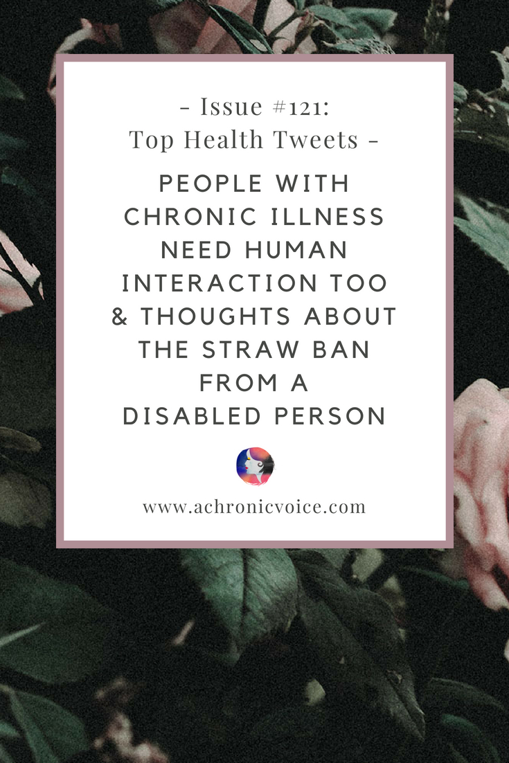 In this issue: Things not to say to someone who suffers from chronic pain despite the unpredictability. Feeling like an old woman trapped in a young body. Click to read more or pin to save for later. - www.achronicvoice.com | #tophealthtweets #healthnews #achronicvoice #chronicillness #chronicpain
