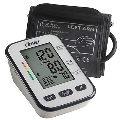 BP3600 Drive Medical Blood Pressure Machine, Arm Model