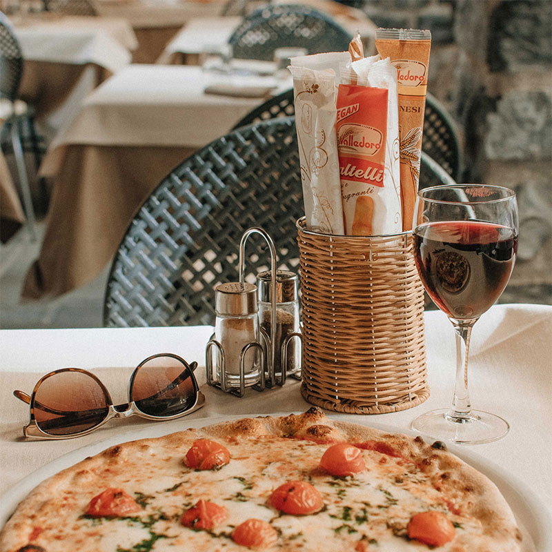 Italian lifestyle.