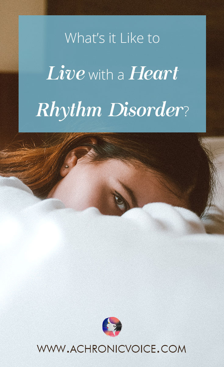 I live with PSVT, which is just one type of heart rhythm disorder amongst others. Here's what it's like to live with it, tips and tools to cope with it. Click to read or pin to save for later. ////////// healthcare / heart rhythm disorder / PSVT / heart health / chronic illness / blood pressure monitor #chroniclife #spoonie #bloodpressure #healthcare