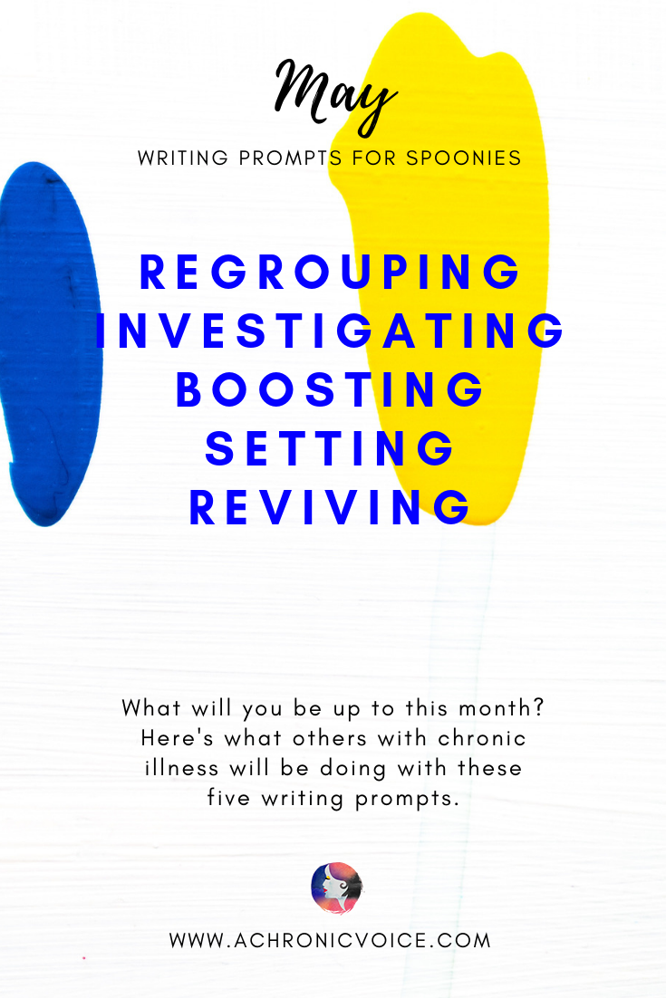 May Linkup: Regrouping, Investigating, Boosting, Setting & Reviving Pinterest Image