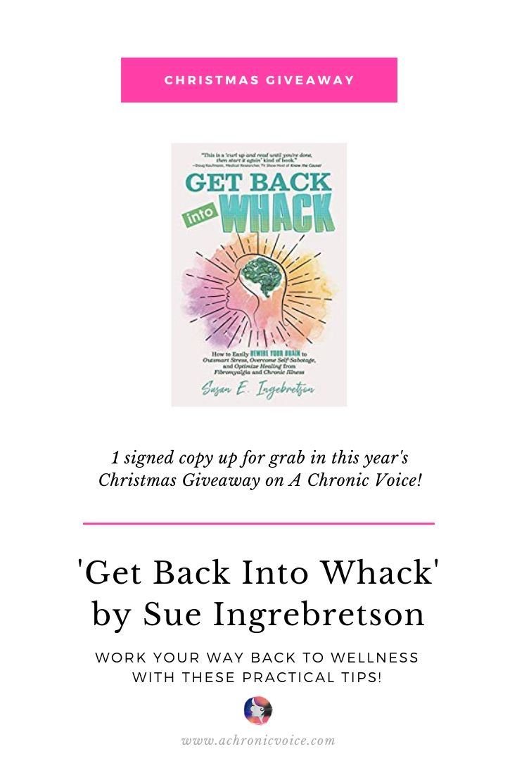 'Get Back Into Whack' by Sue Ingebretson   Pinterest Image