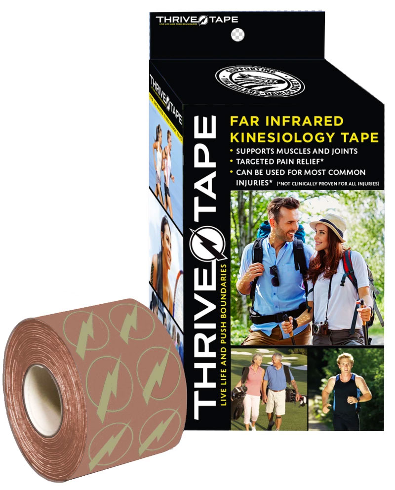 Thrive Tape Beige   A Chronic Voice Giveaway
