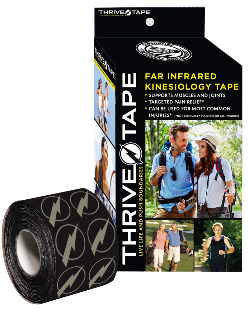 Thrive Tape Black | A Chronic Voice Giveaway