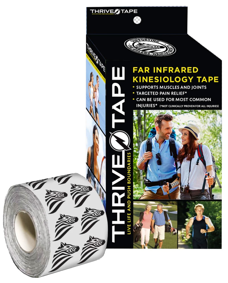 Thrive Tape Zebra EDS | A Chronic Voice Giveaway