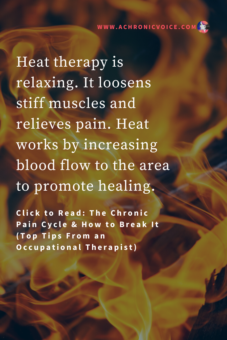 Heat Therapy for Pain Relief