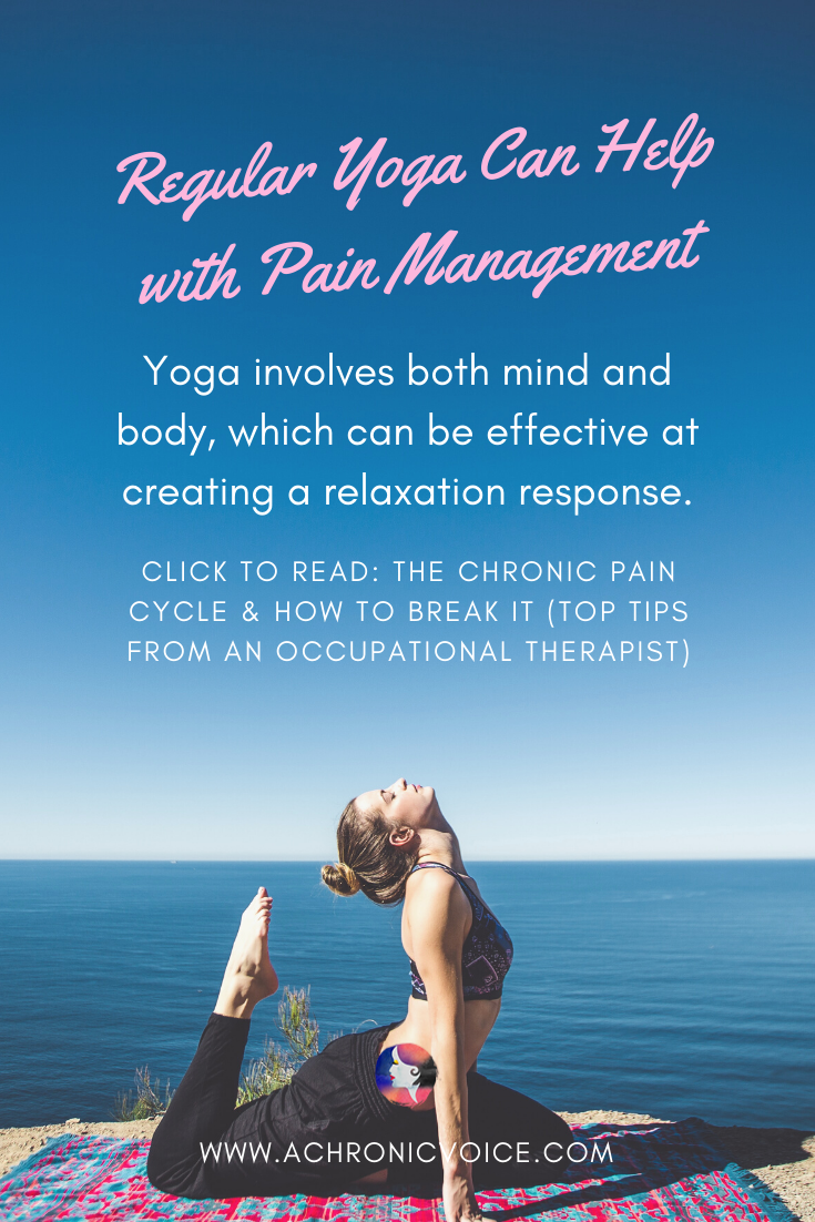 Yoga Can Create a Relaxation Response