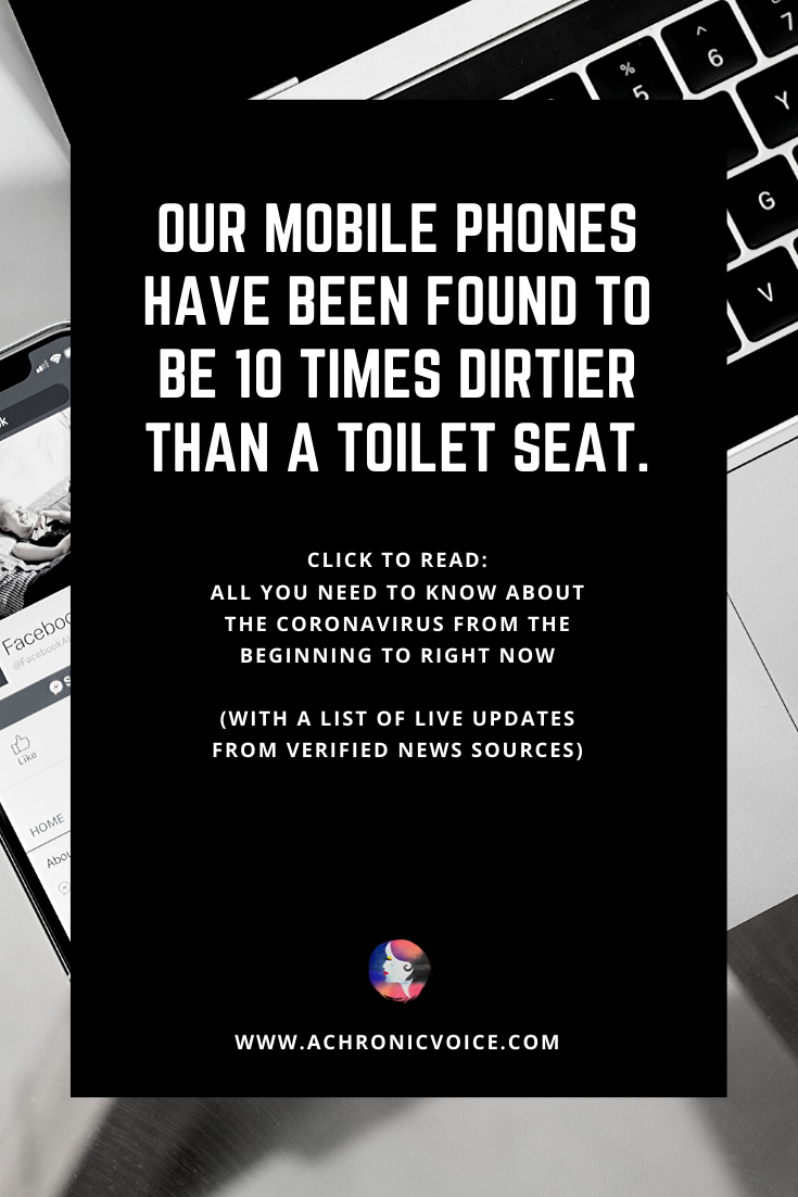 Mobile Phones 10 Times Dirtier Than Toilet Seat