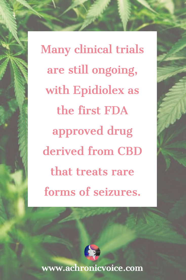 Epidiolex is the First FDA Approved Drug Derived from CBD for Treating Rare Forms of Seizures