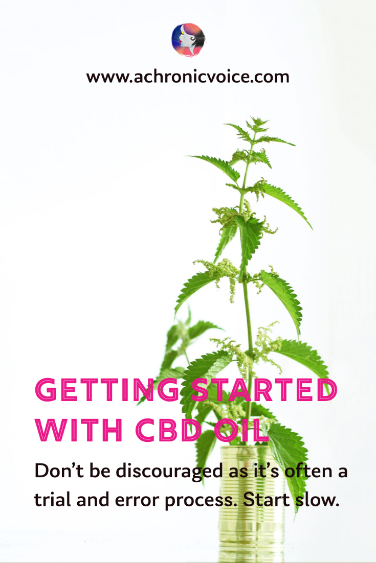 Getting Started with CBD Oil