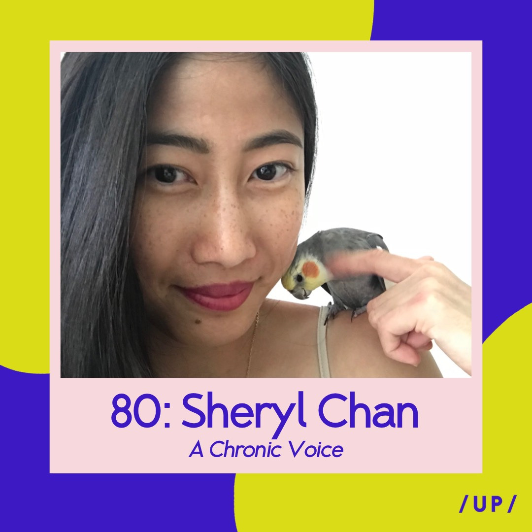 Episode 80: Antiphospholipid Syndrome, Lupus, & Mental Health with Sheryl Chan