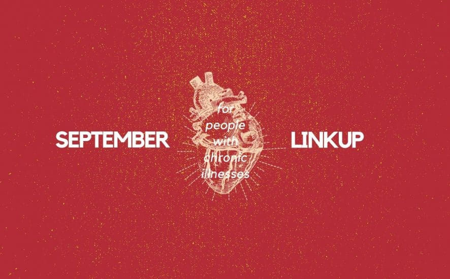 September 2020 Linkup Party for People with Chronic Illnesses | A Chronic Voice
