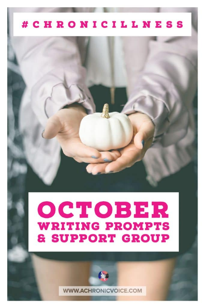 October 2020 Linkup Party for People with Chronic Illnesses | A Chronic Voice