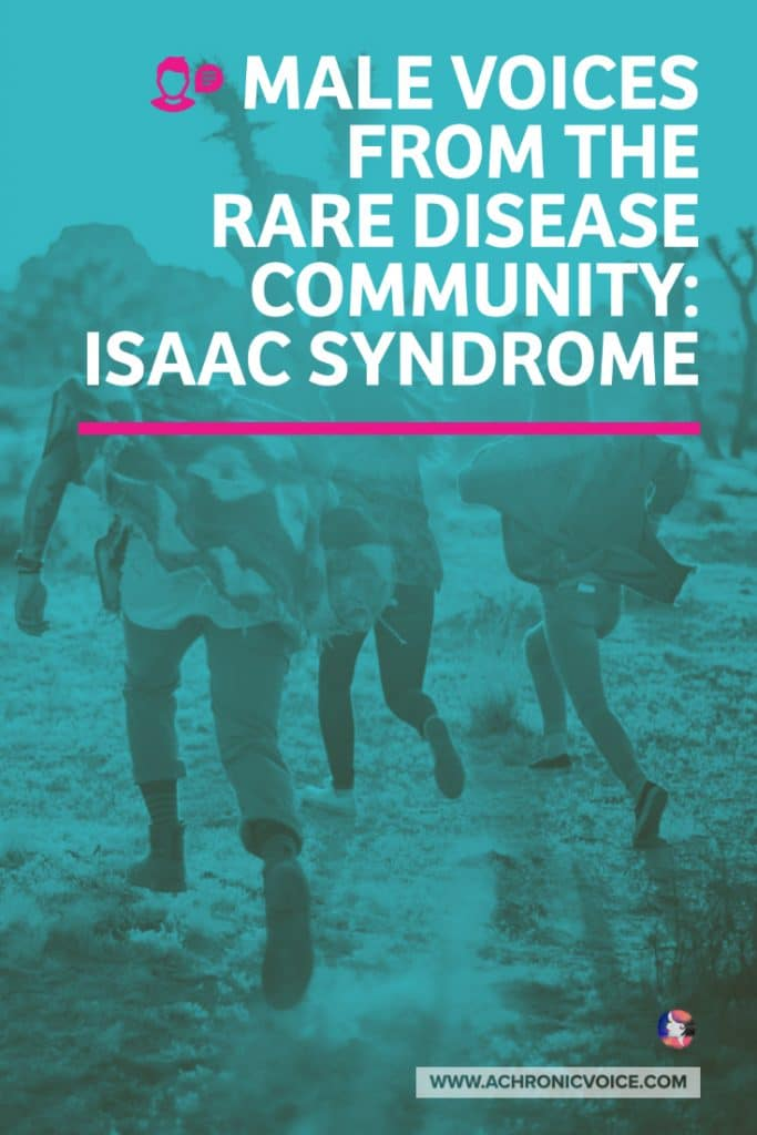 Read about Rachit's life with Isaac Syndrome. It's always great to hear a male perspective from the rare disease community, which is predominantly female. #raredisease #isaacsyndrome #menshealth