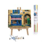 Fromagerie de Paris Paint by Numbers