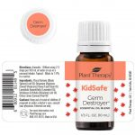 Plant Therapy Germ Destroyer KidSafe Essential Oil Blend Ingredients