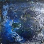Abstract Painting 2: Blue